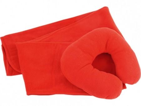 Набор для путешествий с комфортом Плед и подушка