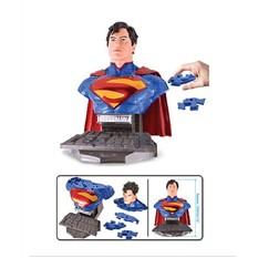 Головоломка в 3D-формате Собери Супермена