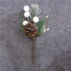 Декоративное украшение Новогоднее с шишкой