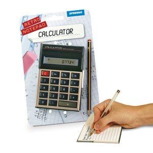 Блокнот Калькулятор