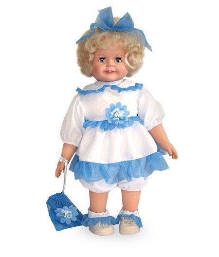 Кукла Варенька 2, 53 см (Весна)