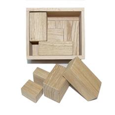 Головоломка «Недетские кубики»