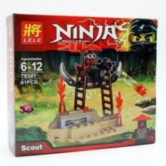 Конструктор Lele Scout Ninja