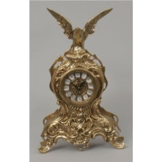 Каминные часы Орел