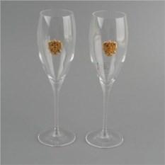 Набор бокалов для шампанского Chinelli