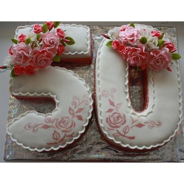 Праздничный торт №17