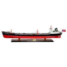 Модель танкера Texaco Bogota