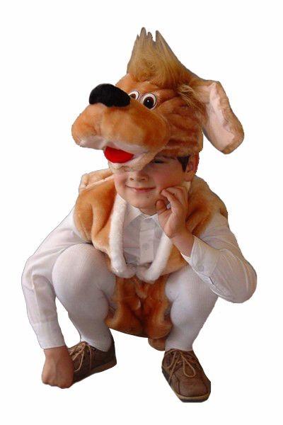 Карнавальный костюм Пес Атос, 3-7 лет