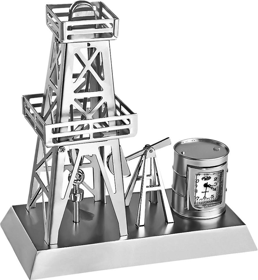 Часы «Нефтяная скважина»