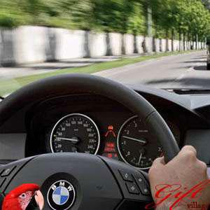 BMW: обучение безопасному вождению