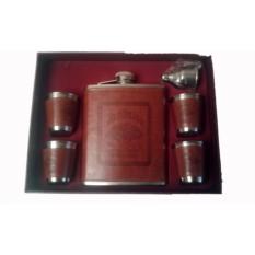 Подарочный набор Jim Beam