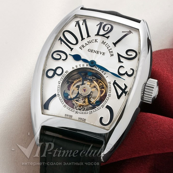 Часы Cintree Curvex Tourbillon от Franck Muller