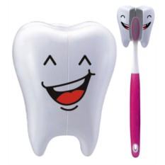 Подставка для зубных щеток Веселый зуб Holder tooth