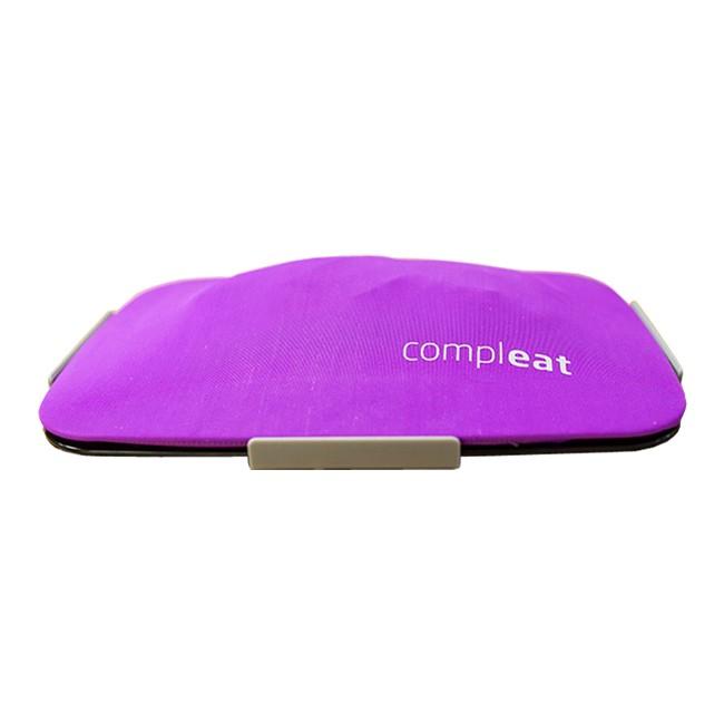 Ланч-бокс Compleat foodskin (фиолетовый)