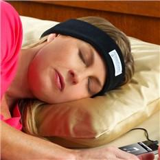 Маска для сна с наушниками