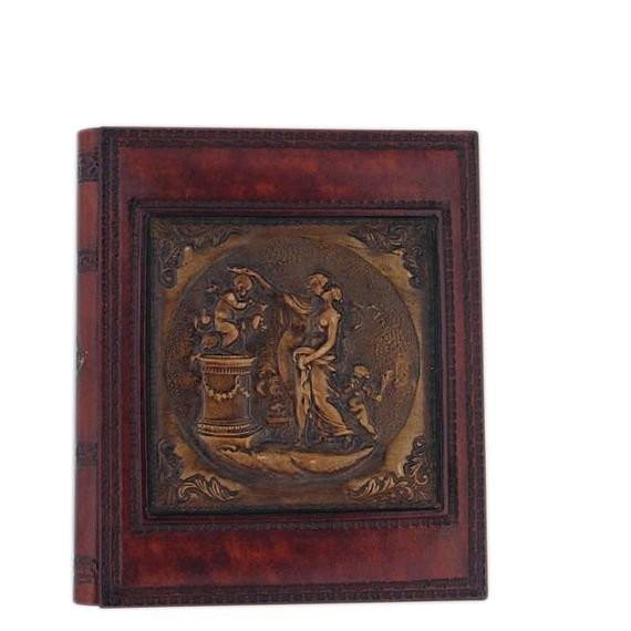 Кожаный фотоальбом Florentia Помпеи