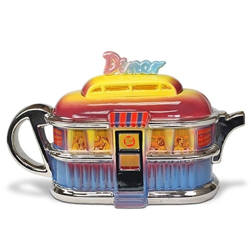 Чудо-чайник «Уютная закусочная» (большой)