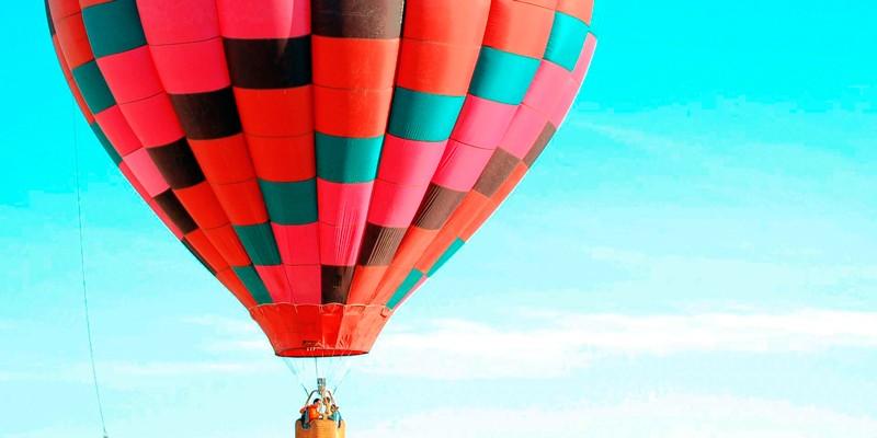 Подарочный сертификат Полёт на воздушном шаре для двоих