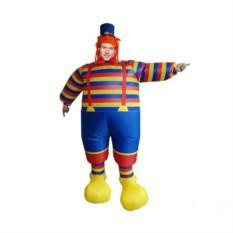 Надувной карнавальный костюм Малыш здоровяк