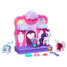 Игровой набор Hasbro My Little Pony Бутик Рарити