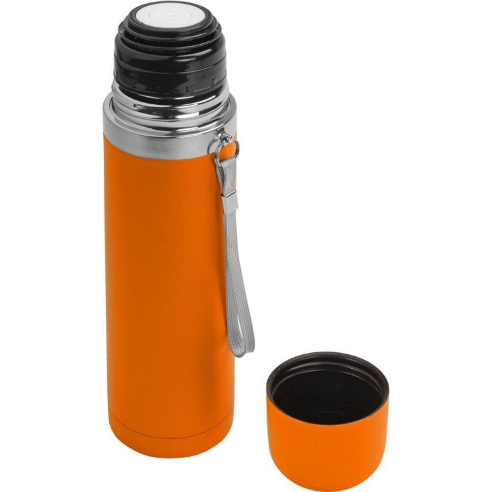Термос Вояж, оранжевый