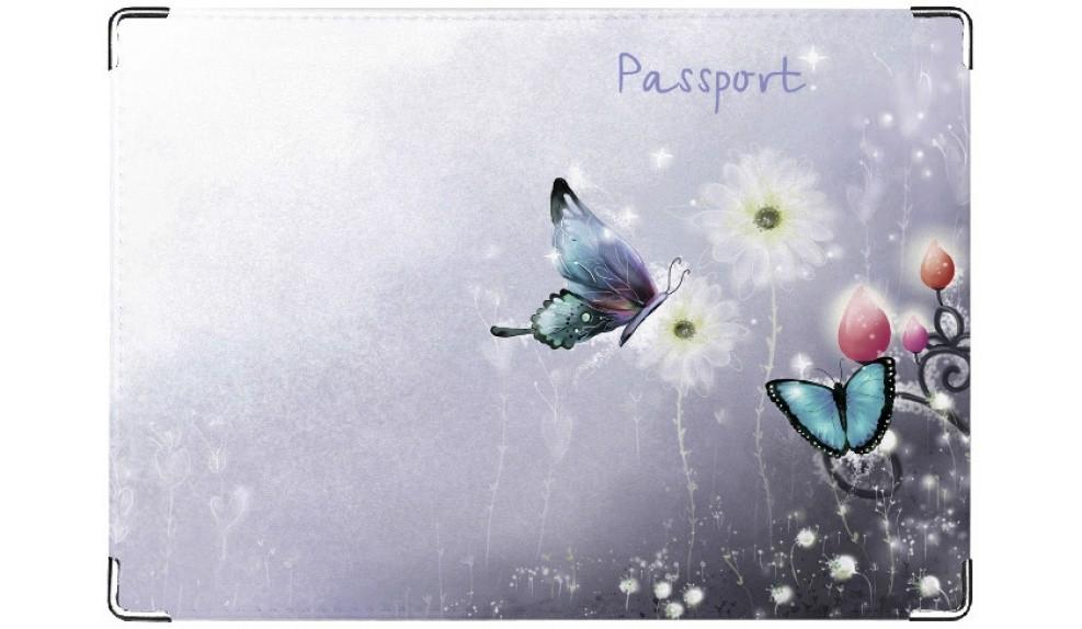 Обложка на паспорт Сказочный мир