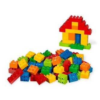 Lego Duplo «Базовый набор кубиков»