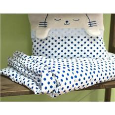 Одеяло-трансформер Kittie (синее)