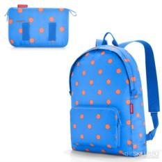 Складной рюкзак Mini maxi azure dots