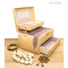 Шкатулка для ювелирных украшений Valise Cream