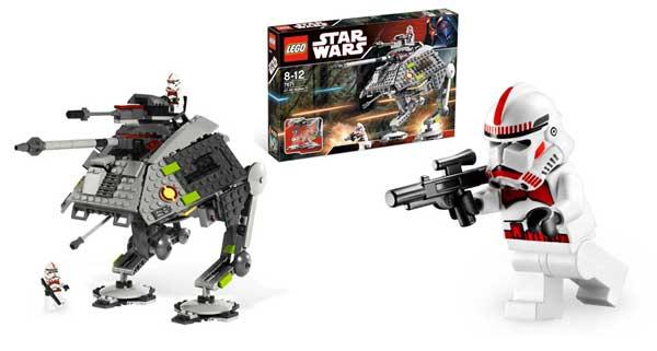 Набор Lego Star Wars Шагаюший танк