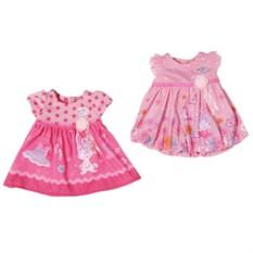 Одежда для куклы Baby born Платье