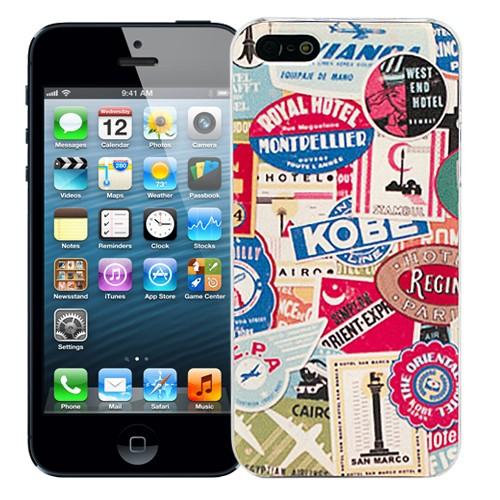 Чехол для iPhone 5/5s Traveler