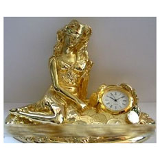 Часы «Богиня удачи»