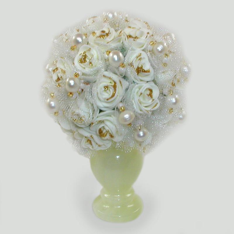 Цветы из жемчуга Жемчужное вдохновение