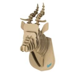 3D-конструктор Голова сибирской косули