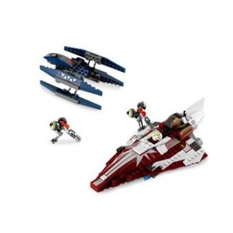 Истребитель Lego