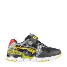 Черно-желтые кроссовки Hot Wheels