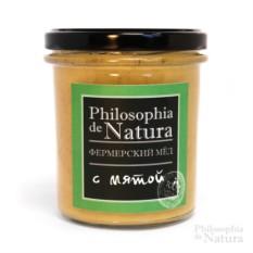 Фермерский крем-мед с мятой