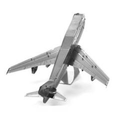 3D-пазл из металла Пассажирский самолет