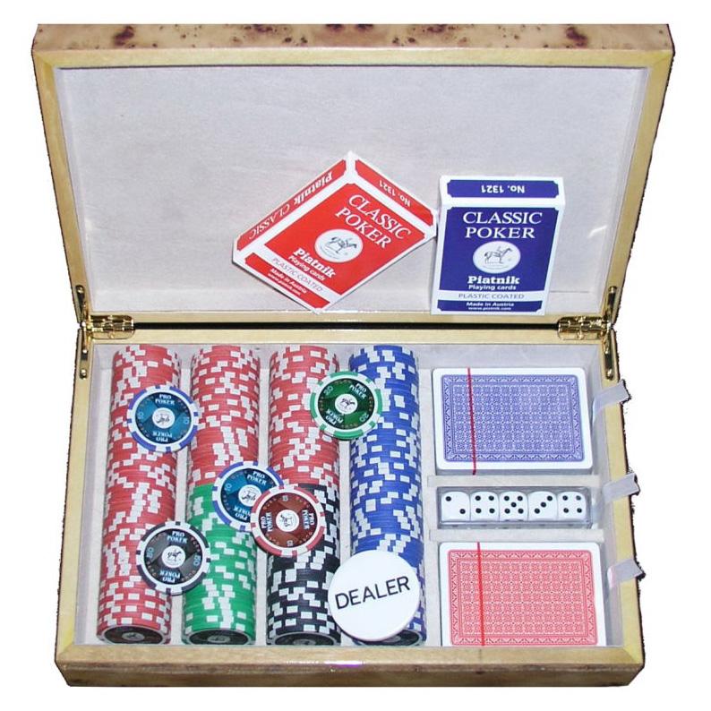 VIP-набор для покера