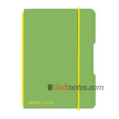 Тетрадь со сменным блоком Herlitz my.book Flex A6 Plastic