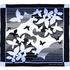 Шелковый платок Jean-Louis Scherrer Papillons