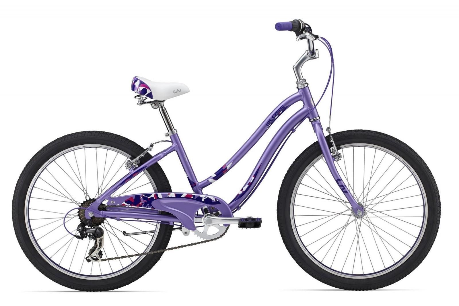 Велосипед Giant Liv Gloss 24