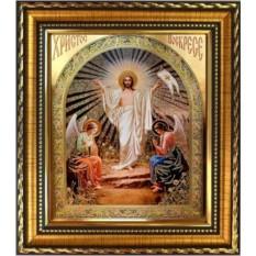 Печатная икона Воскресение Христово
