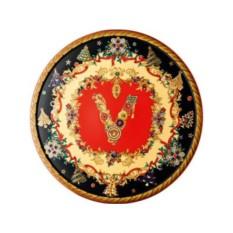 Блюдо Versace