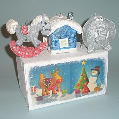 Набор авторских игрушек «Детские сказки»
