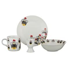 Набор посуды Петушки
