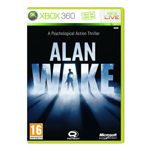 Игра Alan Wake (Xbox 360)