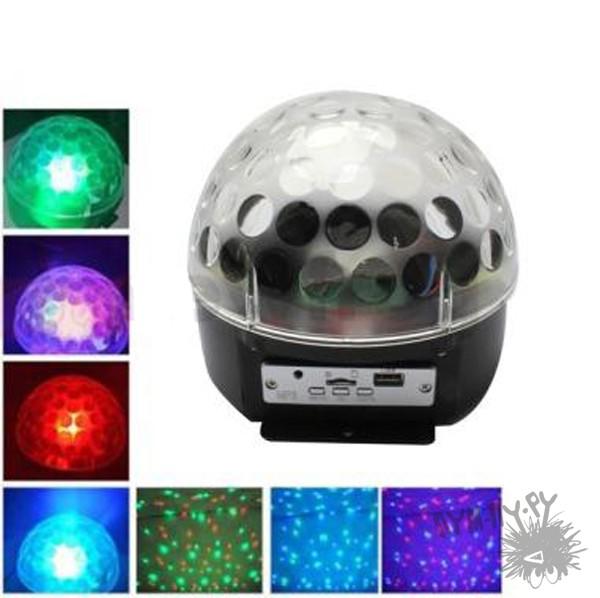 Светодиодный диско-шар c USB